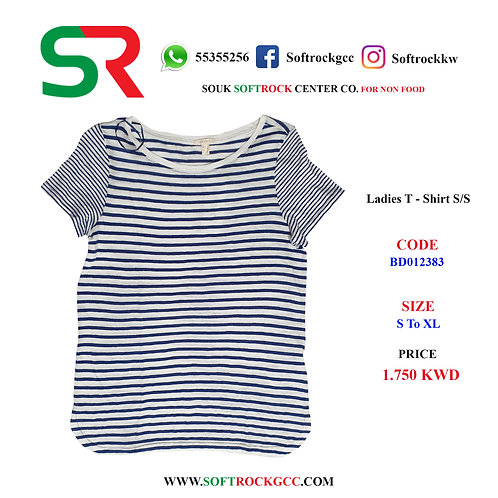 Ladies T - Shirt S/S