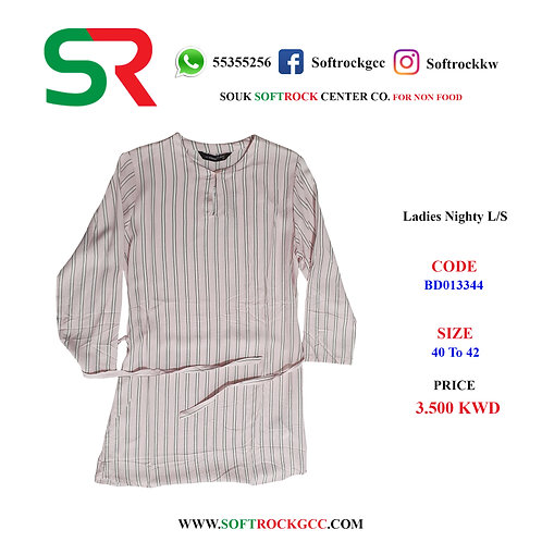 Ladies T - Shirt L/S