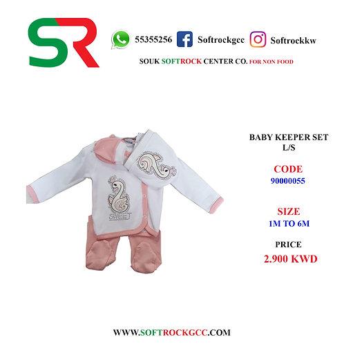 BABY KEEPER SET L/S