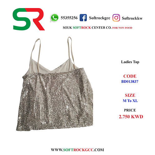 Ladies Tank Top
