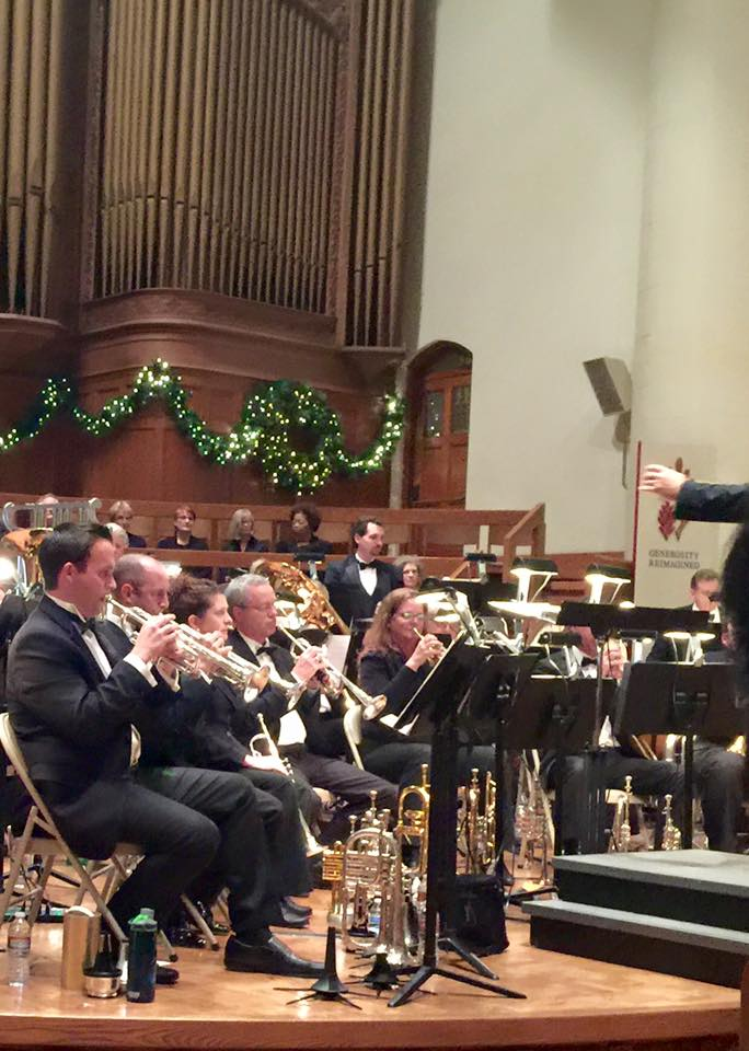 Holiday Brass Benefit Concert