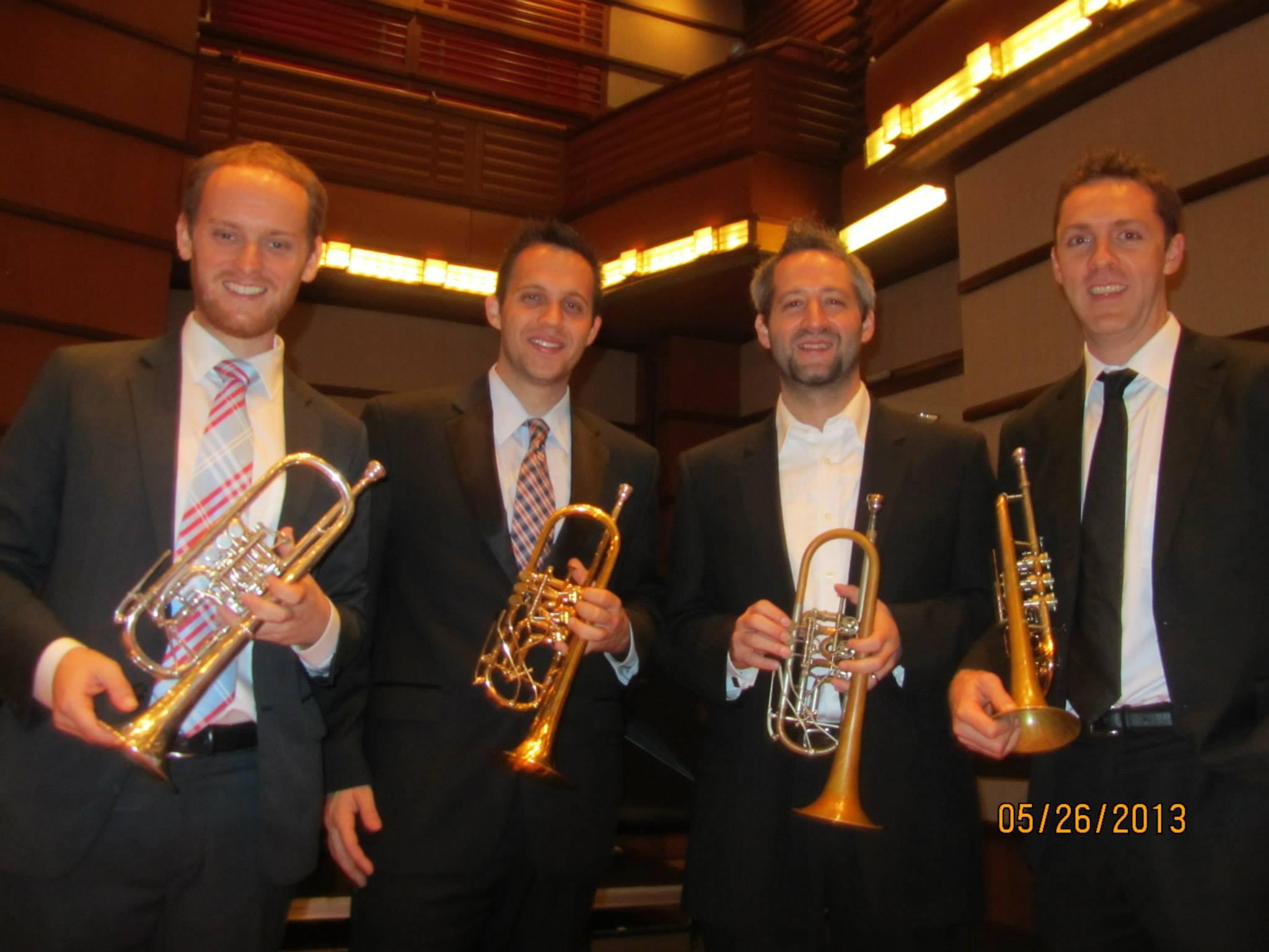 Malaysia Philharmonic Trumept Section Bruckner