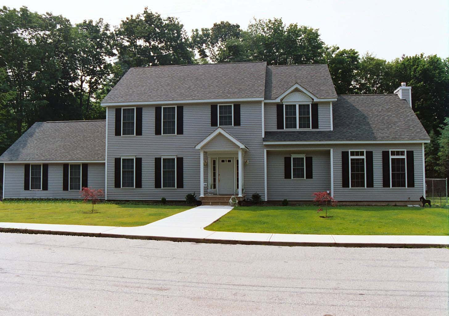 Two Story Homes Butler Homes Inc Modular Homes Ny Custom Homes Ny