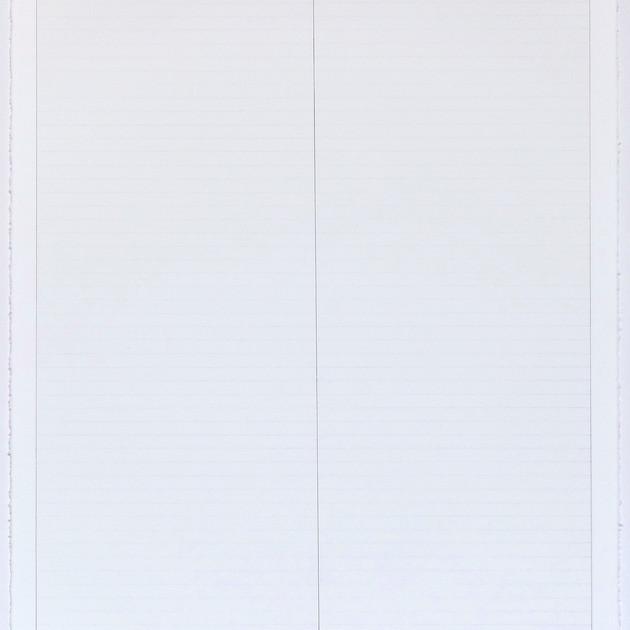 Untitled Oil Pastel (White 01)