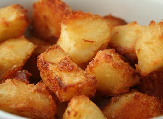 Xmas Countdown - Perfect Roast Potatoes