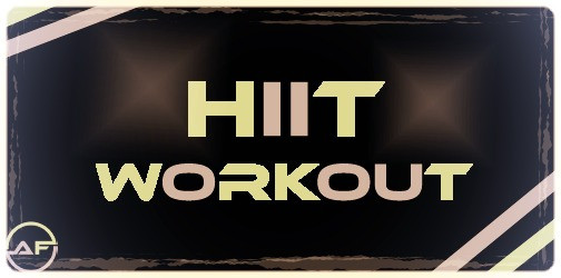 Monday Movement - 20 Minute HIIT!