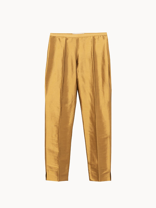 Jackie O Pants Gold