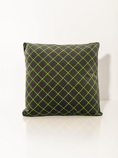 Pillow Velvet Geometric/Pois