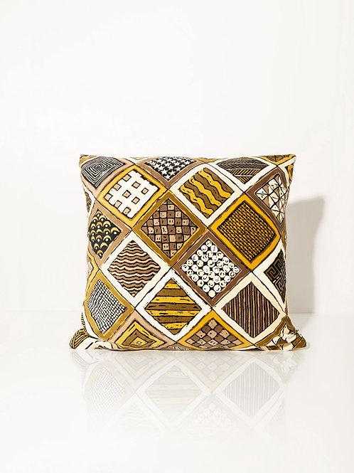 Pillow Velvet Rombi Micro
