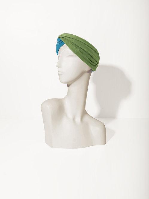 Fascia Jersey Silk Bi-color