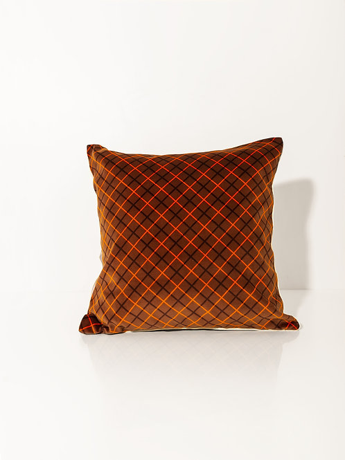 Pillow Velvet Geometric/Pois II