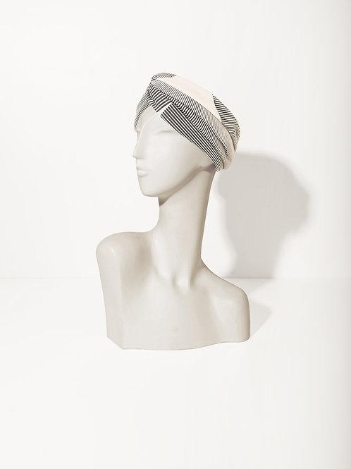 Fascia Jersey Silk Stripes II