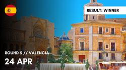 Valencia E-Prix 2021