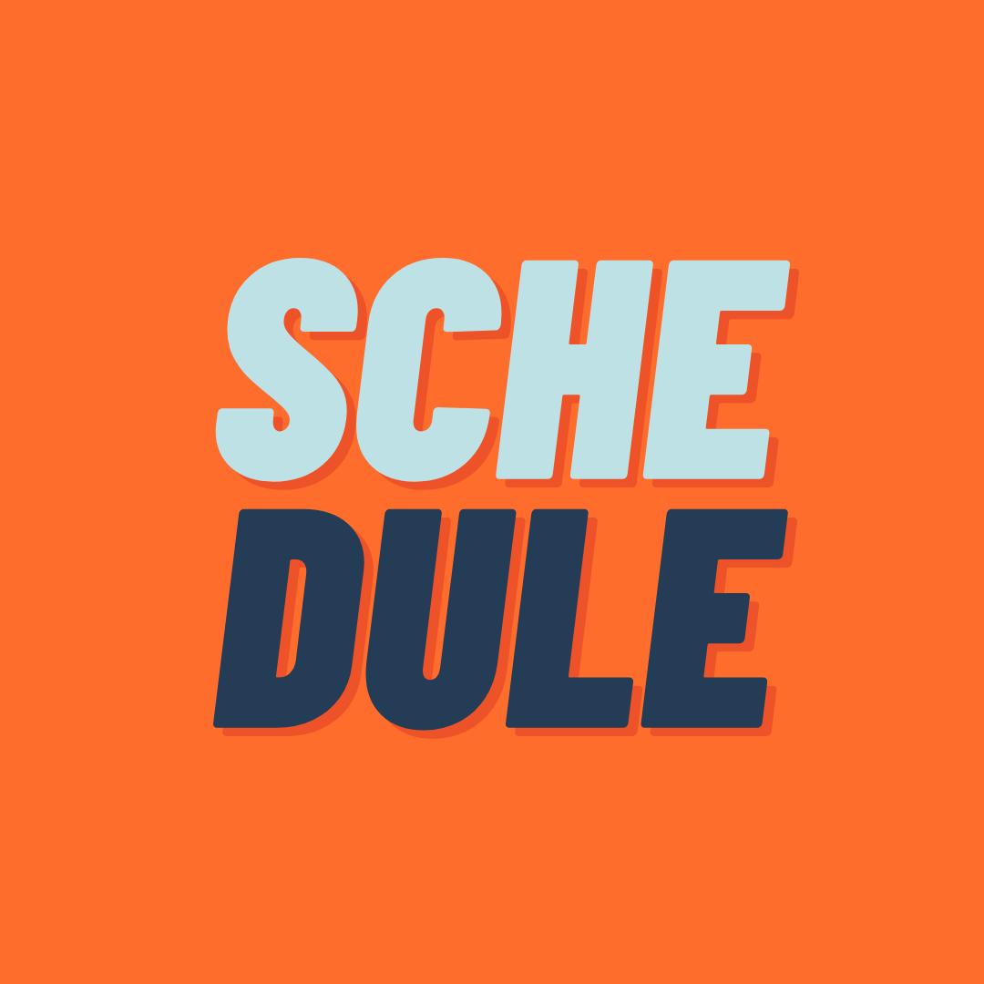 PT | Schedule