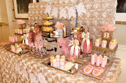 Pink & Champagne Baby Shower