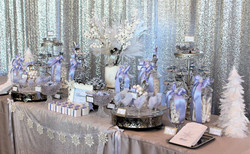 Winter Wonderland Quinceanera