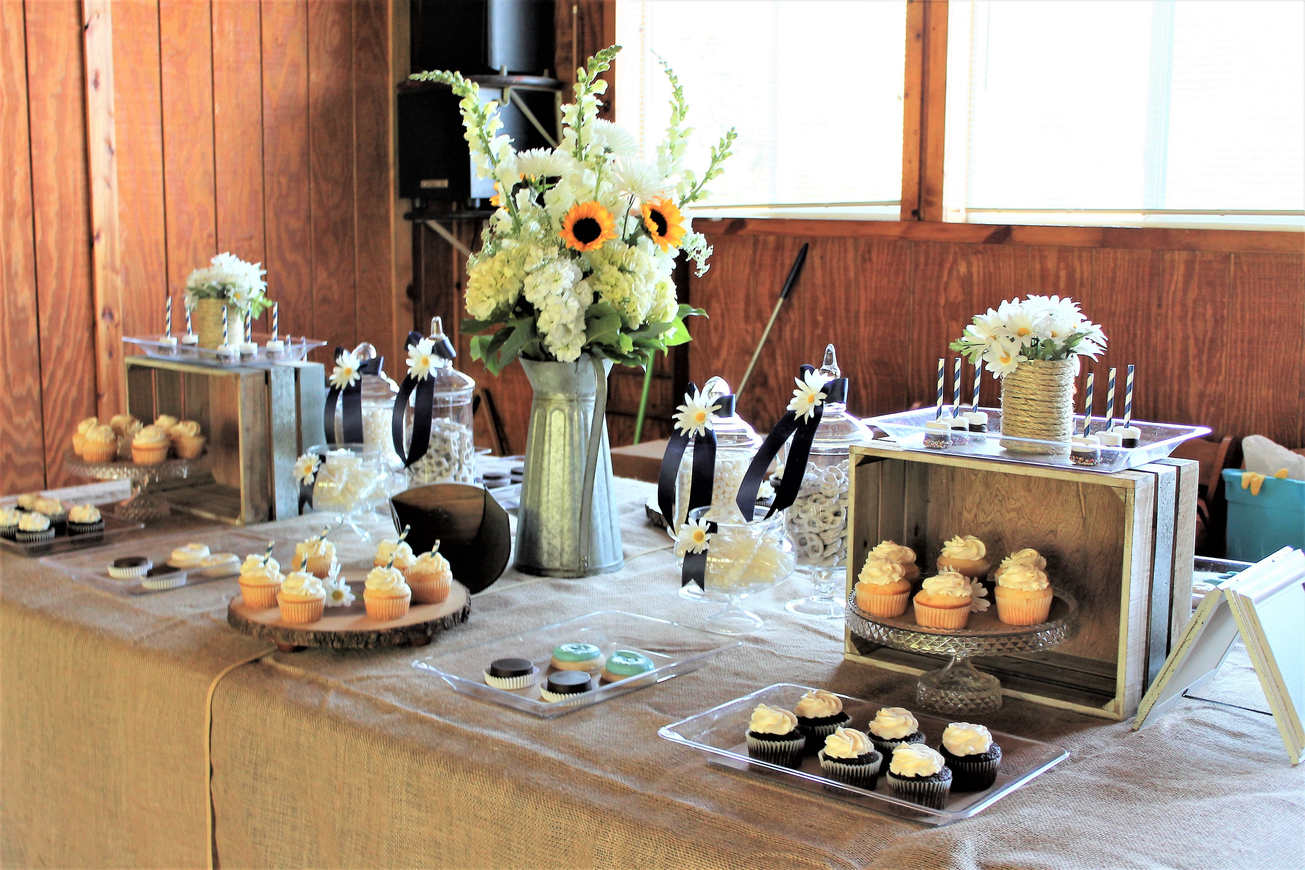 Rustic Barn Party
