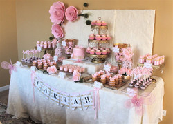 Pretty in Pink 1st Birthday