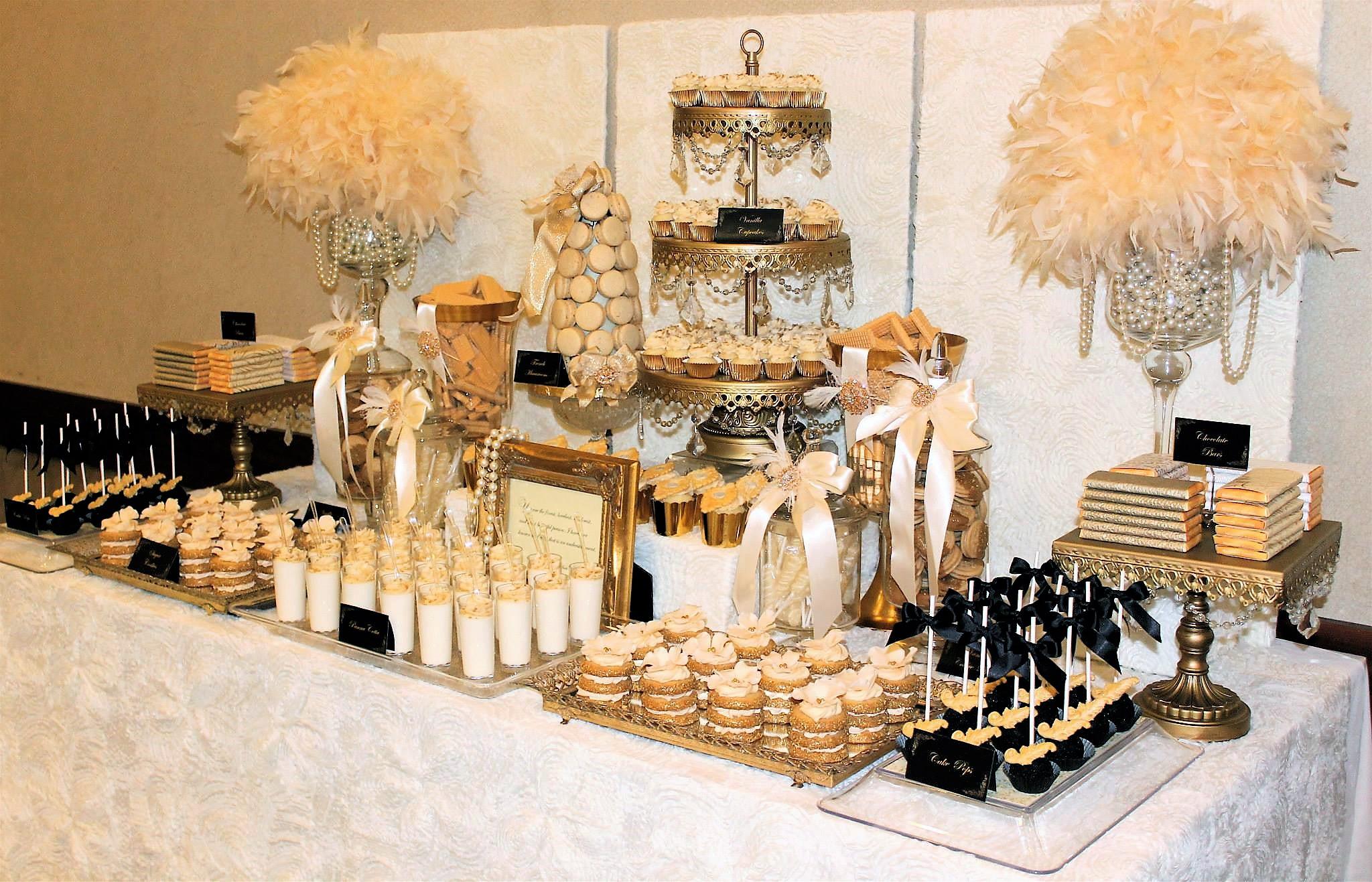Hollywood Glam Wedding