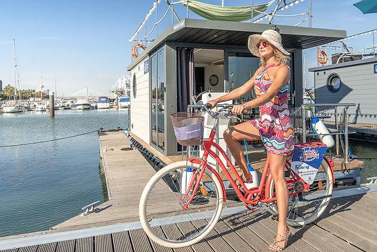 The Homeboat Company Parque das Nações L