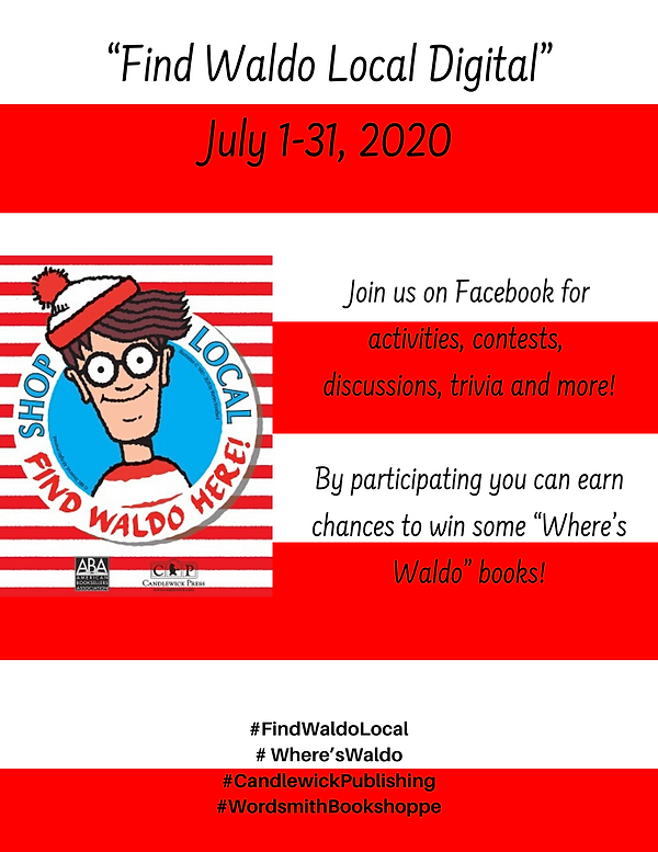 """Find Waldo Local Digital"" July 1-31, 20"