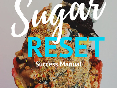 5-Day Sugar Reset Success Manual