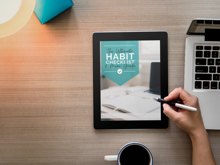 The Ultimate Habits Checklist & Mini Guide