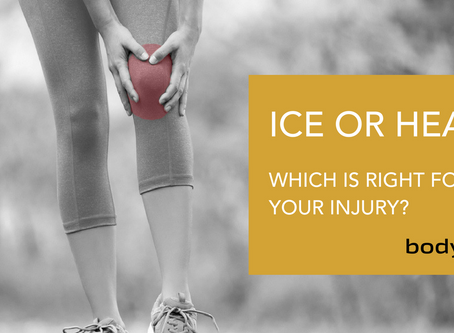 Ice or Heat?  Which is Best for My Injury?