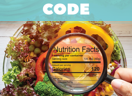 Cracking the Food Label Code