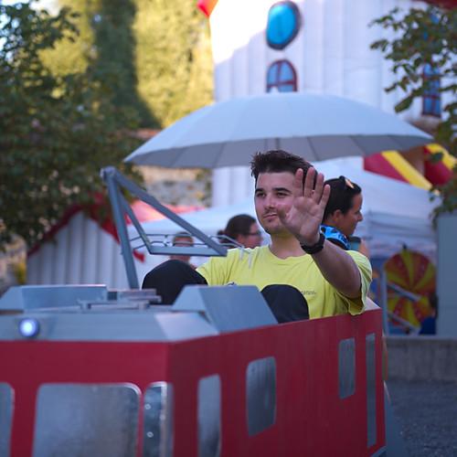 Gassenfest, Mellingen AG