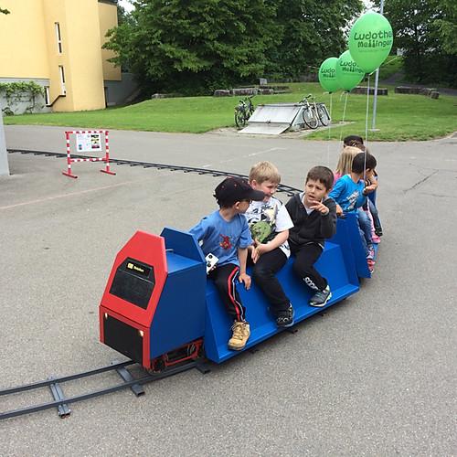 Jubiläumsfest Ludothek, Mellingen AG