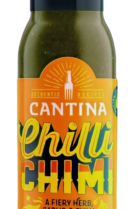 Cantina Chilli Chimi Chimichurri Original Sauce and Marinade