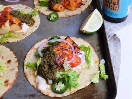 Chimi Fish Tacos