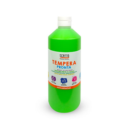 Tempera Verde Chiaro