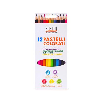 12 Pastelli