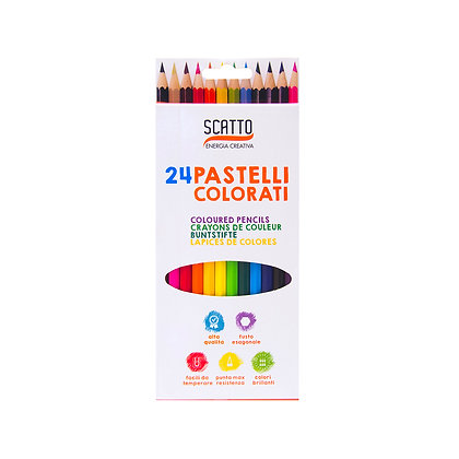 24 Pastelli