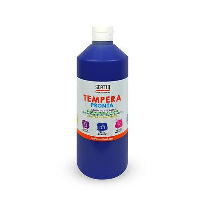Tempera Blu Scuro