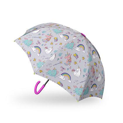 Ombrello Unicorni