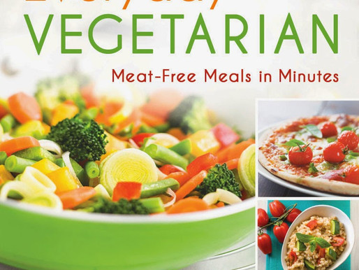 Everyday Vegetarian makes meatless meals a breeze