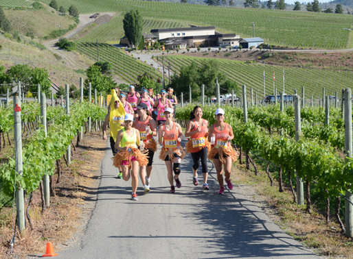 Fitness and fine wine: my ultimate weekend and first half marathon