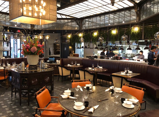Mott 32: modern Chinese in downtown Vancouver with a knock-out wine list