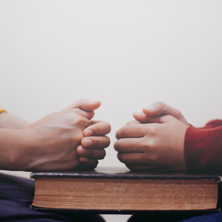 The Secret to a Better Marriage: Pray Together!