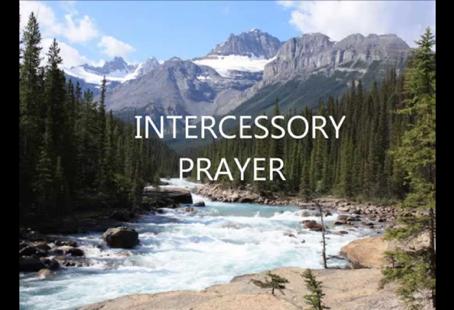 The Prayer of Intercession