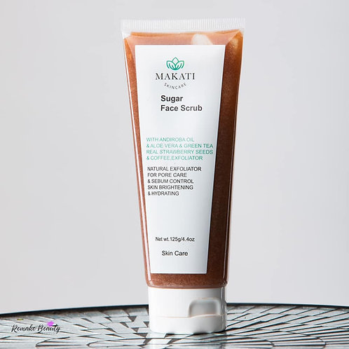 Sugar Face Exfoliant