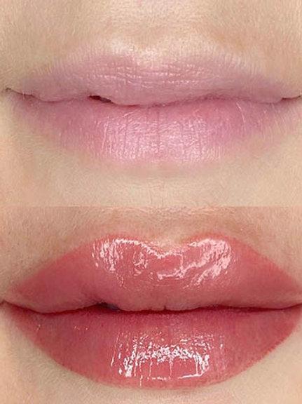 Lip Blush & BB Glow course deposit