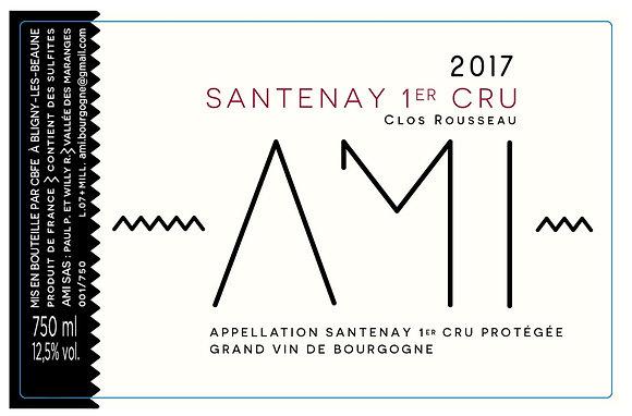 AMI Santenay Cru Blanc 2017