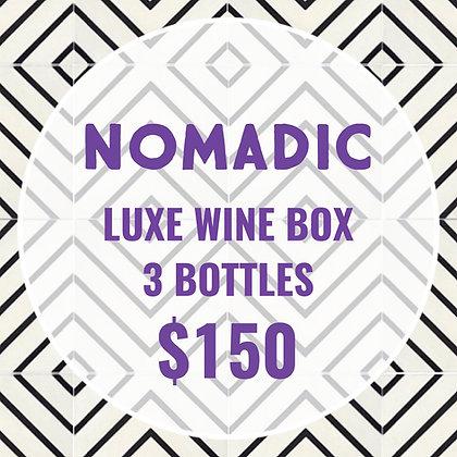 Nomadic Luxe Wine Box