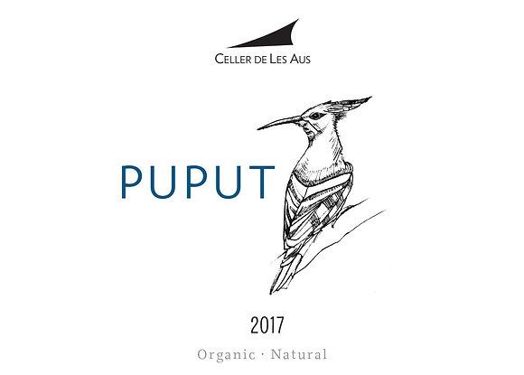 ALTA ALELLA 'Puput' 2017 Catalunya, Spain (375 ml. Red dessert wine)