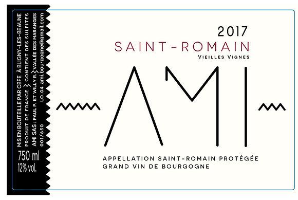 AMI Saint Romain Blanc 2017