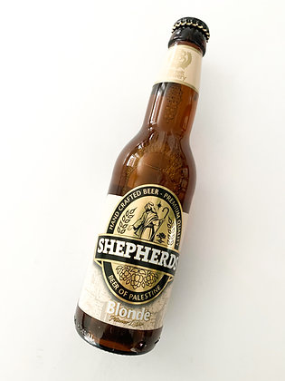 BIRZAIT BREWERY Shepherds Lager Beer